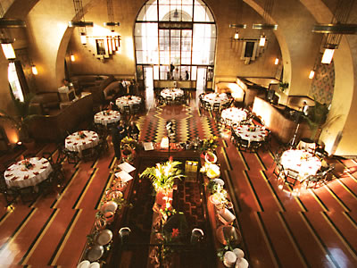 The Restaurant Was Designed By One Very Hard Working Chain Smoking Pioneer Architect Mary Colter Done In Spanish Colonial Revival Meets Art Deco