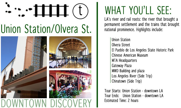 Union Station Olvera Street Tour